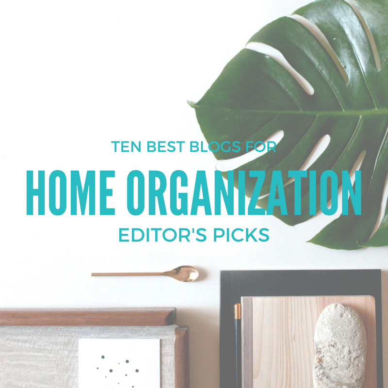 10 Best Blogs for Home Organization