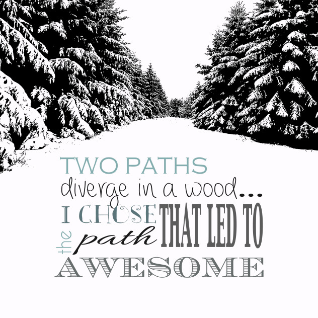 two paths quote