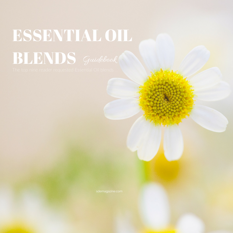 Essential Oils Blends: Guidebook