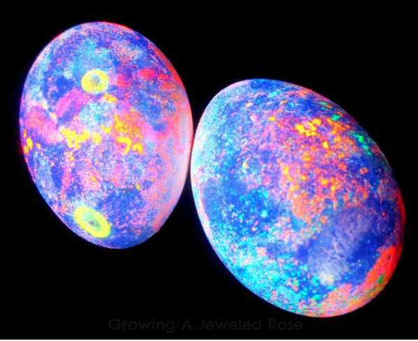 Glow in the Dark Eggs