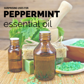 Uses for Peppermint Essential Oil