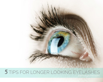 5 Tips To Make Your Eyelashes Look Longer