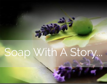 Twice Cleansed- Soap With A Story