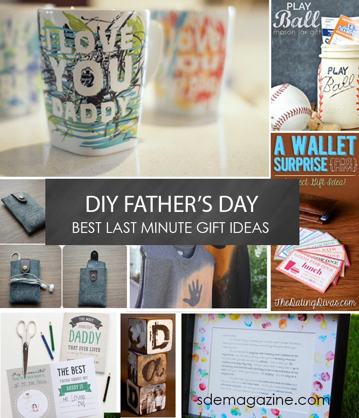 Best Last Minute Father's Day Ideas on Pinterest
