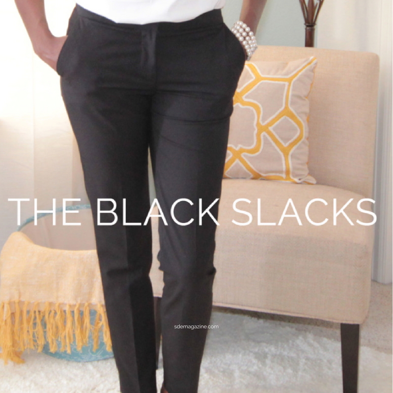 The Black Slacks