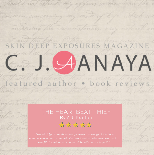 The Heartbeat Thief: Book Review