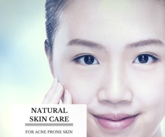 Natural Skin Care For Acne Prone Skin