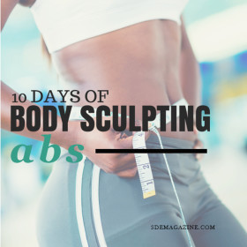 10 Days of Body Sculpting: Abs