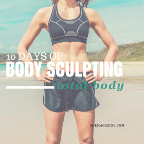 10 Days of Body Sculpting: Total Body