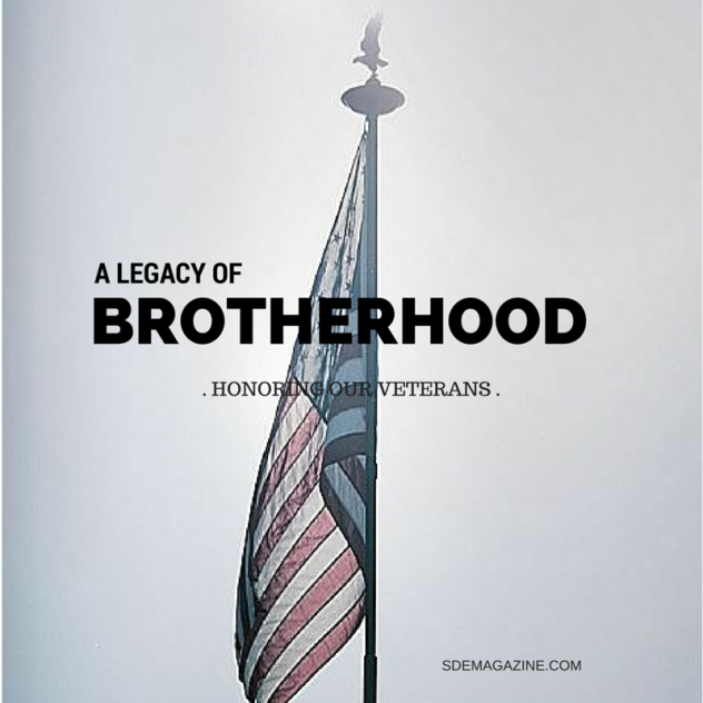 a legacy of brotherhood