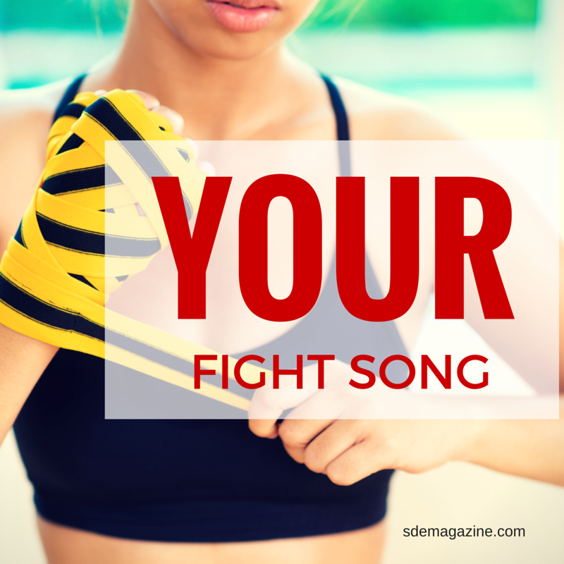 This Is Your Fight Song