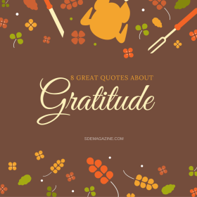 8 Great Quotes About Gratitude