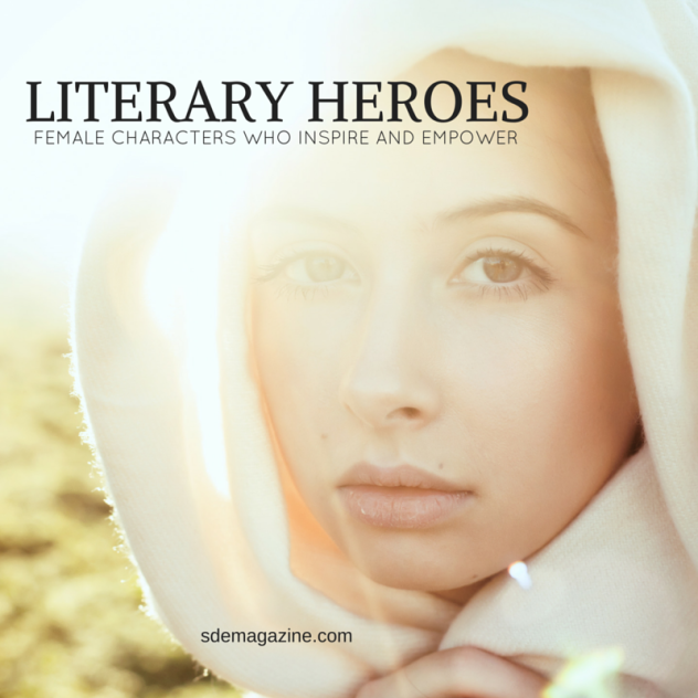 literary heroes A hero (masculine) or heroine (feminine) is a real person or a main character of a literary work who, in the face of danger, combats adversity through feats of ingenuity, bravery or strength the original hero type of classical epics did such things for the sake of glory and honor.