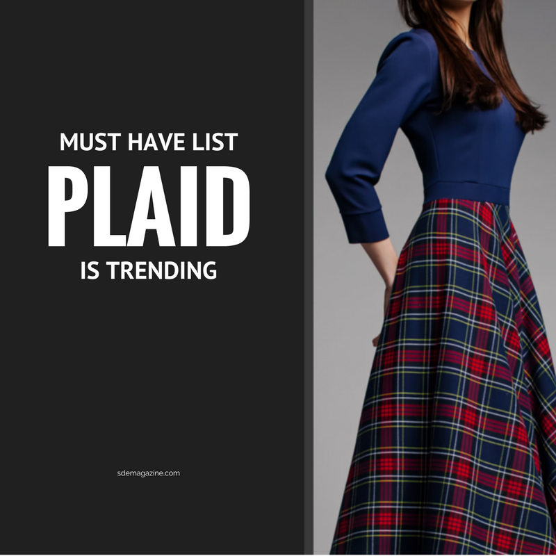 Plaid- Must Have List