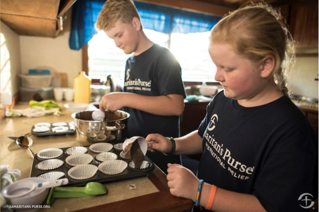 samaritans purse baking