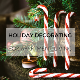 Christmas Decorating For Apartment Living