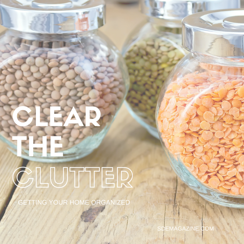 Clear the Clutter