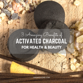 Benefits of Activated Charcoal for Health & Beauty