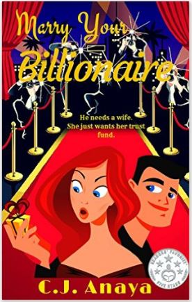 marry your billionaire cover
