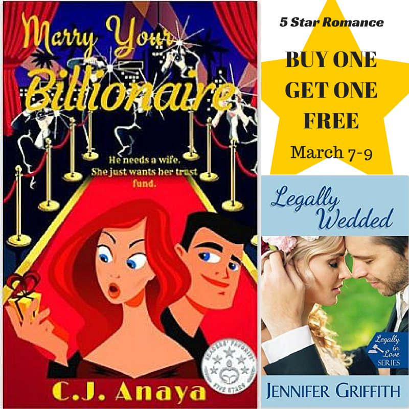 Marry Your Billionaire: Release Promotion