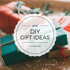 9 DIY Gifts for Christmas