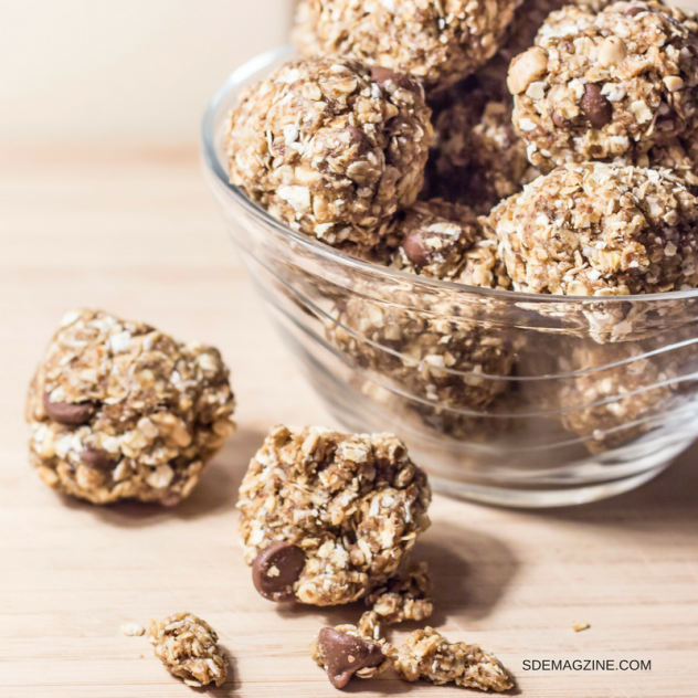 no bake energy bites 2