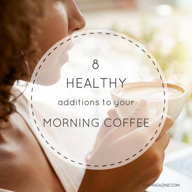 Healthy coffee additions