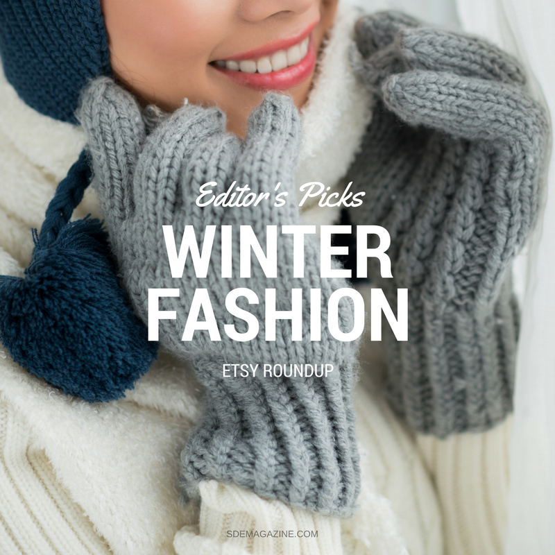 Editor's Picks: Etsy Winter Fashion Roundup