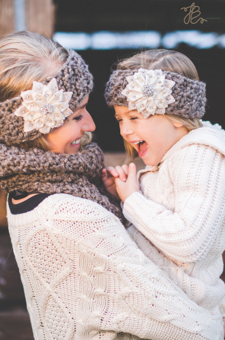 mother daughter headbands