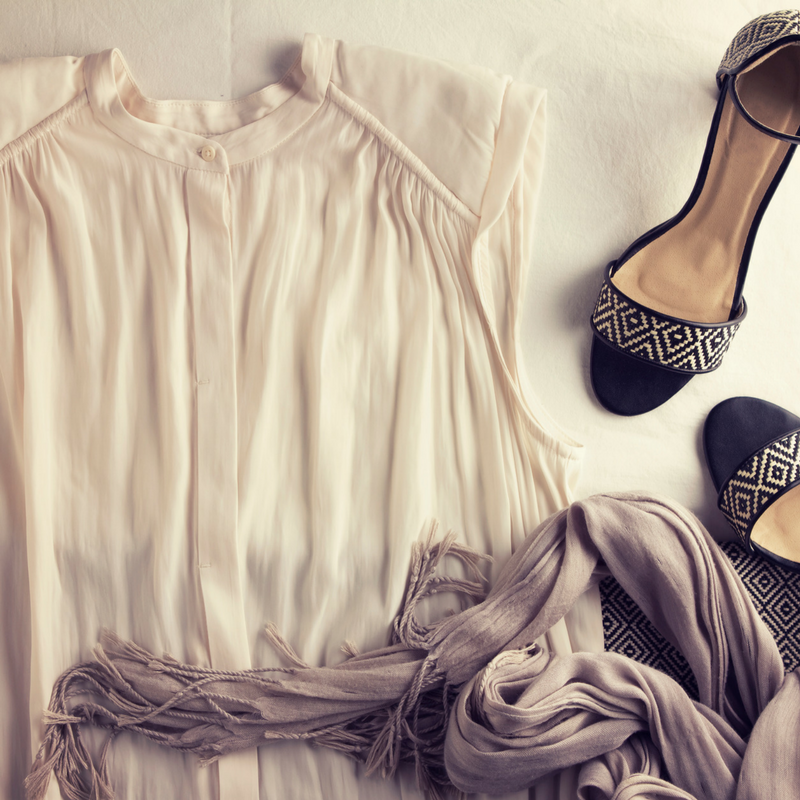 4 Outfits That Rock Black & White On A Budget