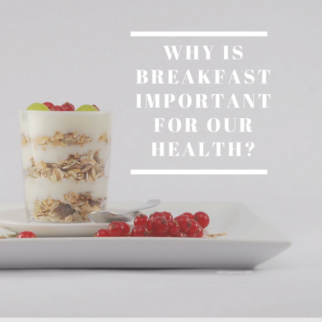 why is breakfast important for our health