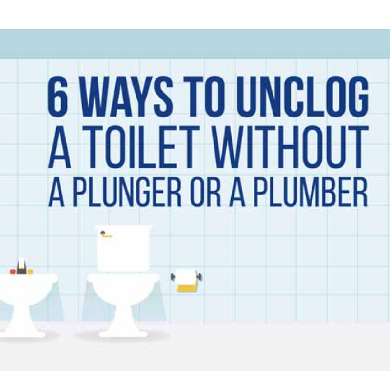Clogged Toilet? Don't Call The Plumber Just Yet