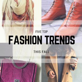 Rock This Year's Top Fall Fashion Trends