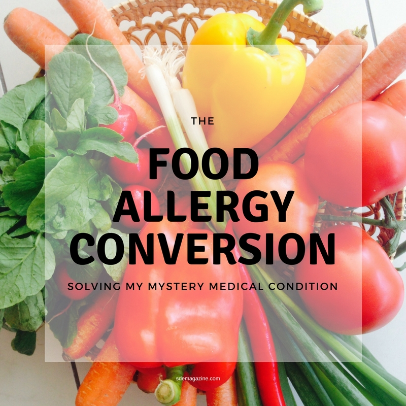 The Food Allergy Conversion
